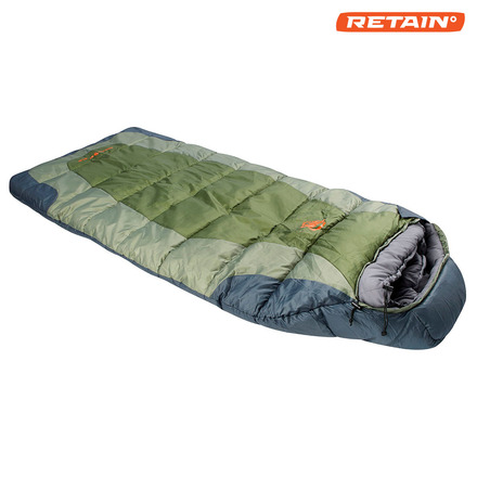 "Echo ""Mummy"" Sleeping Bag - Large picture"