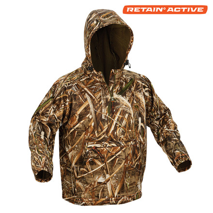 Heat Echo Light Performance Hoodie - Realtree Max-5® picture