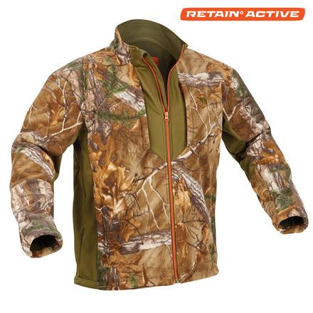 Heat Echo Fleece Jacket - Realtree Xtra® picture