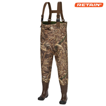 Canvas Chest Wader - Realtree Max-5® picture