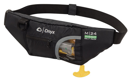 M-24 In-Sight Manual Inflatable Belt Pack Life Jacket (PFD) picture