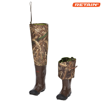 Canvas Hip Wader - Realtree Max-5® picture