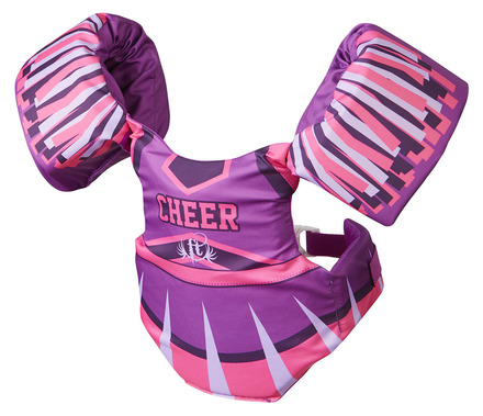 Child Little Dippers Vest - Cheerleader picture