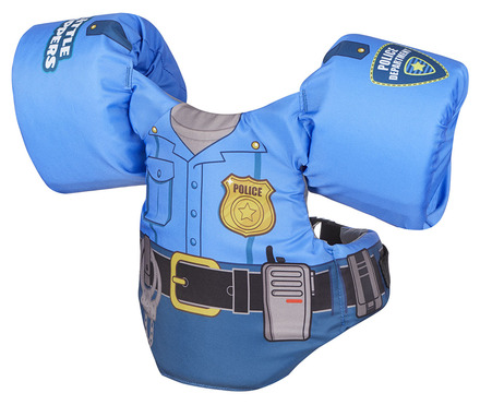 Child Little Dippers Vest - Police Officer picture