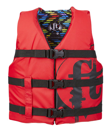 Youth Nylon Water Sports Vest picture