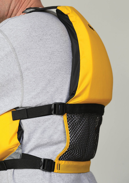 M//L Onyx MoveVent Curve Paddle Sports Life Vest