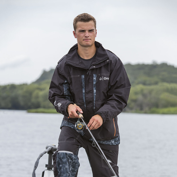 ONYX Thunder Rage Fishing Bib