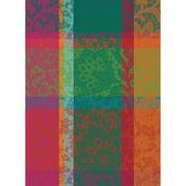 """Mille Dentelles Floralies 22""""x30"""" Kitchen Towel, 100% Cotton"""