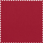 Pack of 12 Plain Red Polyester Napkin