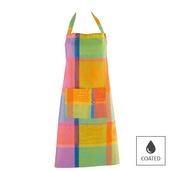 """Mille Wax Creole Apron 30""""x33"""", Coated Cotton"""