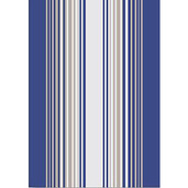 """Paseo Marine 20""""x28"""" Kitchen Towel, 100% Linen"""