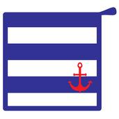Mariniere Etre Pot Holder