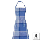 """Mille Wax Ocean Apron 30""""x33"""", Coated Cotton"""