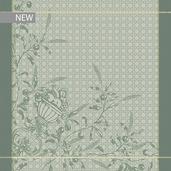"Persephone Olive Napkin 22""x22"", 100% Cotton"