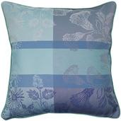 """Mille Fiori Givre Cushion Cover  20""""x20"""", 100% Cotton"""