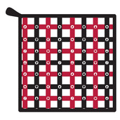 Bistro La Maison Les Fruits et Legumes Pot Holder