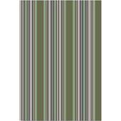 "Sombrilla Olive 20""x28"" Kitchen Towel, 100% Linen"