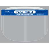 Reusable Face Shields - 10pcs