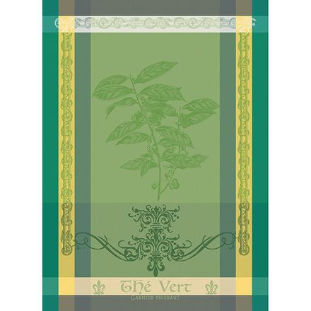 """Brin de The Vert 22""""x30"""" Kitchen Towel, 100% Cotton picture"""