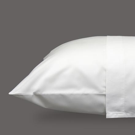 Monaco White Queen Sheet Set, 100% ELS Cotton. picture