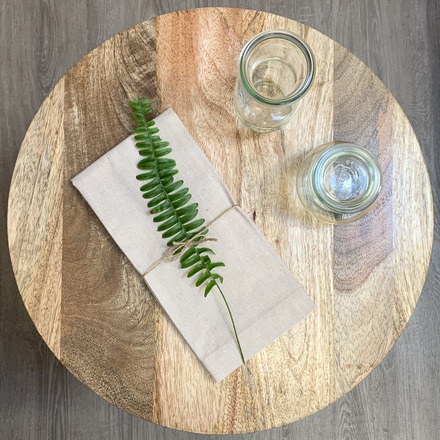 Recycled Cotton Napkin Sand, 100% Cotton picture
