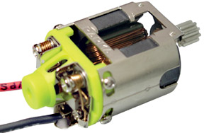 Super 16D Rotor Motor - Balanced picture