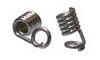 """Spring Wheel Retainers - 1/16"""" Axle - 12 Pcs"""