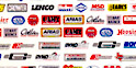 """1/24 Drag Logos - 6"""" x 8"""" Decal picture"""