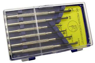 Mini Screwdrivers - 6 Pc Set picture