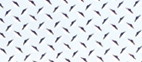 """Diamond Plate Decal Sheet - 8.5"""" x 11"""" picture"""