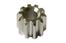 Steel Motor Pinion (Solder-On) 64 Pitch x 8 Tooth - 1 Pc picture