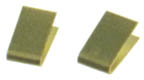 Brass Guide Clips - 6 Pair picture