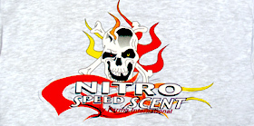Nitro Speed Scent Shirt LARGE picture