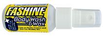 FASHINE Body Wash & Wax - 1 Oz Bottle picture