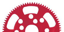 Spur Gear - 48 Pitch x 92 Tooth picture