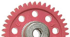 "Slot Sprocket (1/8"" Axle) 48 Pitch x 33 Tooth - 6 Pcs picture"