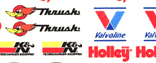 """Off-Road Logos, 6"""" x 8"""" Decal picture"""