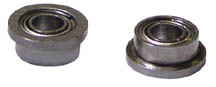 """3/32"""" Precision Ball Bearings - Pair picture"""
