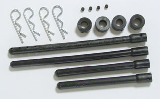 1/10 High Back Body Mount Kit picture