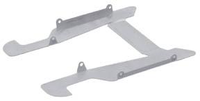 """1/24 Flexi-3 Aluminum Top Pan - 4"""" WB picture"""