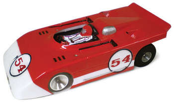 "1/32 Alfa Romeo T33 - Clear .010"" Body picture"