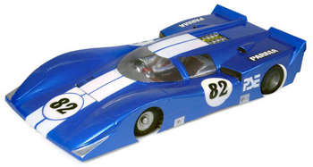 1/24 Lola T70 Coupe RETRO - .010 Clear Body picture