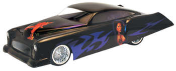 1/10 Gangstar Custom - Clear Body picture