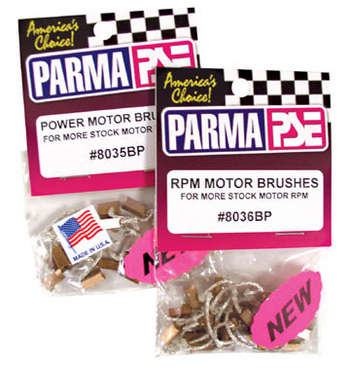 RPM Motor Brushes - 10 Pair picture