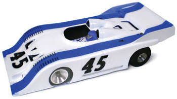 "1/32 Porsche 917-10K Can Am - Clear .010"" Body picture"