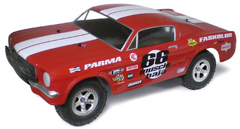 """66 MUSCLE SC BAJA .040"""" Clear Body picture"""