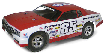 "85 Street Stock SC .040"" Clear Body picture"