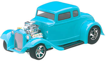 1/10 Hemi Coupe 2 - Clear Body picture