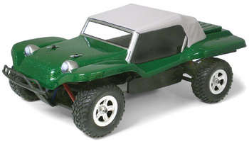 1/16 Dune Buggy For SLASH - Clear Body picture