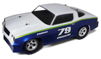 """79 MUSCLE BAJA SC DRAG .040"""" Clear Body picture"""